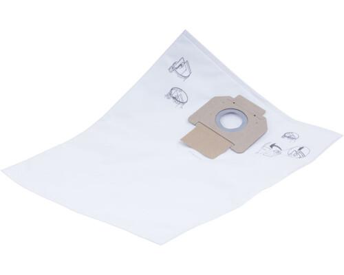 Filtrační sáček k vysavači PET fleece VYS 30, ATTIX 30 (5ks)