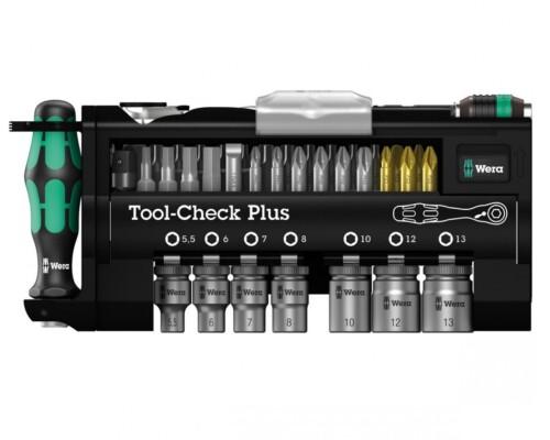 Sada nářadí Tool-Check Plus, Rapidaptor, Zyklop, Kraftfrom, 38ks