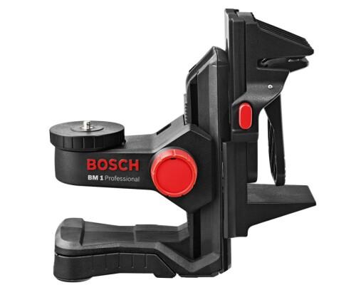 Univerzální držák laseru se svorkou Bosch BM1