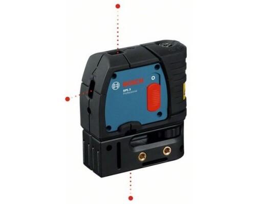 stavební samonivelační laser BOSCH GPL 3 bodový