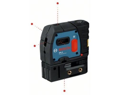 stavební samonivelační laser BOSCH GPL 5 bodový