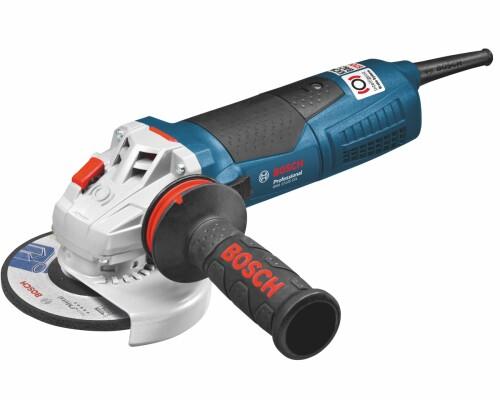 Úhlová bruska Bosch GWS 17-125 CIX, 1.700W, 125mm, SDS-cilc