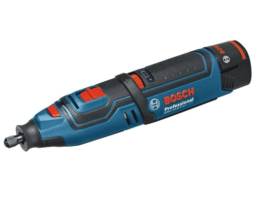 Aku přímá mikro-bruska GRO 10,8 V-LI Professional