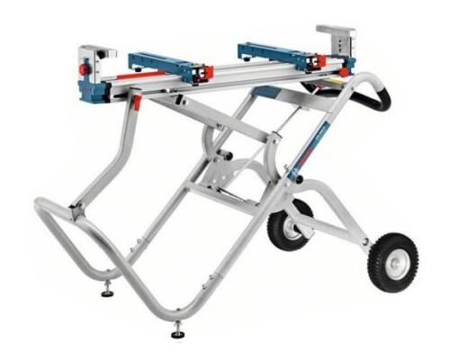transportní a pracovní stůl, BOSCH, GTA 2500 W, pro GCM
