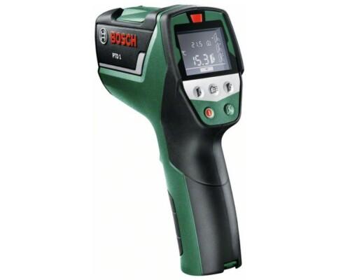 Infra teploměr thermodetektor Bosch PTD 1