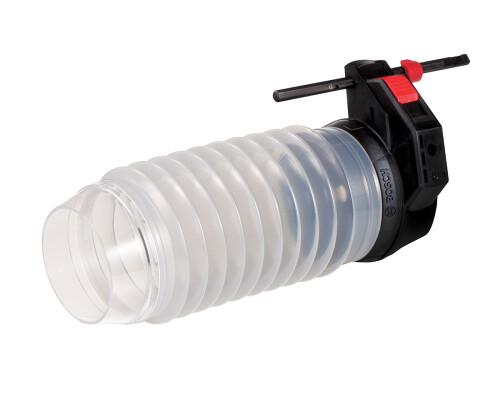 Protiprachový kryt, adaptér pro vrtací kladiva SDS-Plus