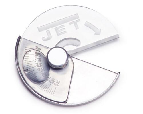 Měrka úhlu (S) pro JET JSSG-10