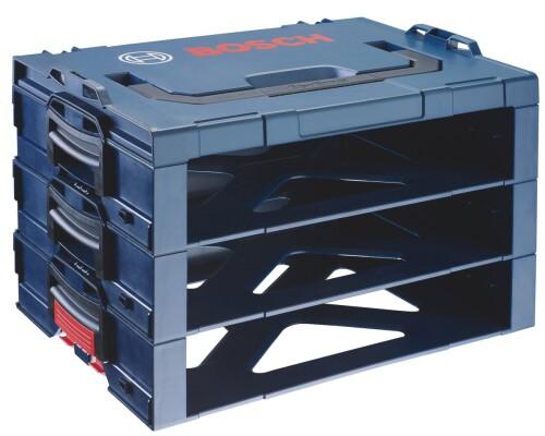Systémový kufr Bosch i-Boxx shelf 3 pcs