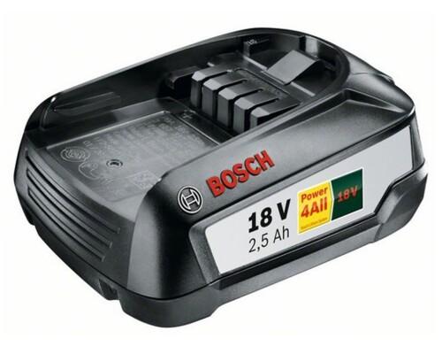 Akumulátor Bosch DIY + garden Li-Ion 18V (2,5Ah)