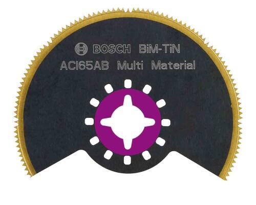 BiM-TiN segmentový pilový kotouč multi-material ACI 65 EB