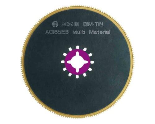 BiM-TiN pilový kotouč multi-material AOI 85 EB