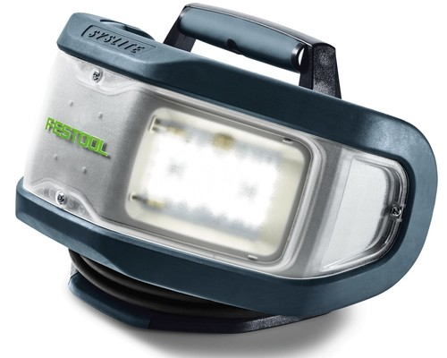 Stavební LED svítilna Festool Duo-Plus, 8000lm, IP 55, systainer