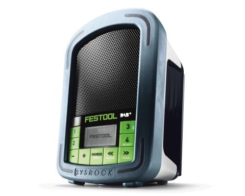 Rádio na stavbu Festool Sysrock BR 10 DAB+