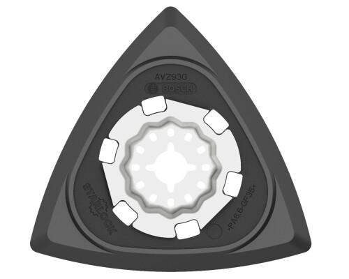 Podložná brusná deska delta oscilační brusky AVZ 93 G, 93mm