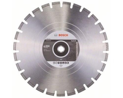 Diamantový kotouč Bosch Standard Asphalt 450mm (25,4mm)