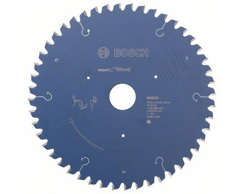 Pilový kotouč Expert for Wood 216x2,4x30mm, 48ATB