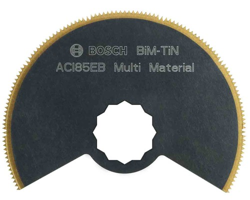 BiM-TiN segmentový pilový kotouč multi-mat SuperCut SACI 85 EB