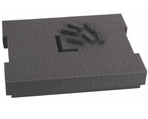 Vložka do Bosch L-Boxx 136 velikost II, univerzální trhací pěna