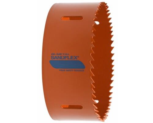 Bi-metalová děrovací pila - děrovka Sandflex, 177mm