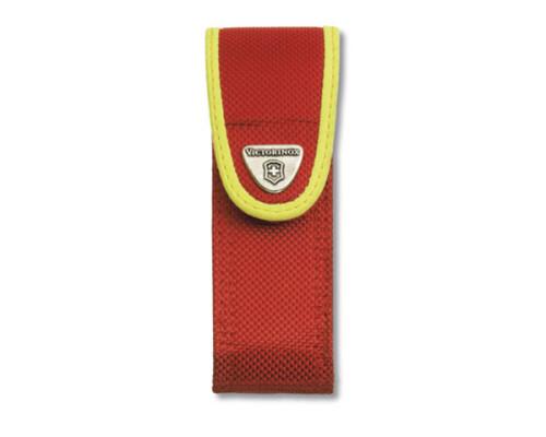 Pouzdro textilní červené pro záchranářský nůž RescueTool