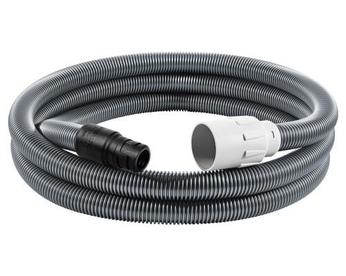 Odsávací hadice k vysavači, standard šedá D27x3,5m