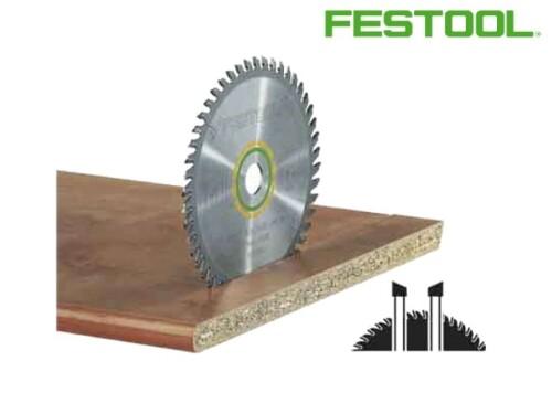 pilový kotouč FESTOOL, PRECISIO CS70, FINE, 225x2,6x30, W48