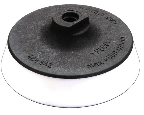 podložný leštící talíř pro leštičku RAP 150, STF D150 (125mm)