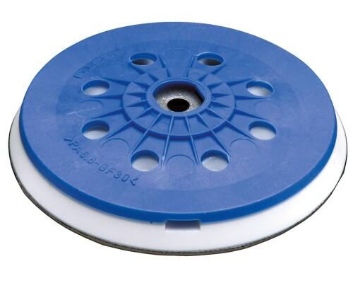 podložný brusný talíř - tvrdý D125/8-M8-JH