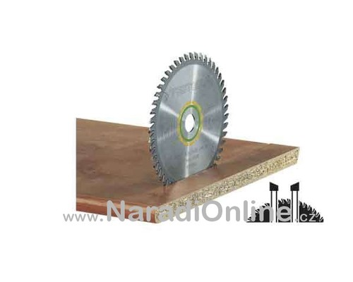 pilový kotouč FESTOOL, KAPEX, FINE, 260x2,5x30, W80
