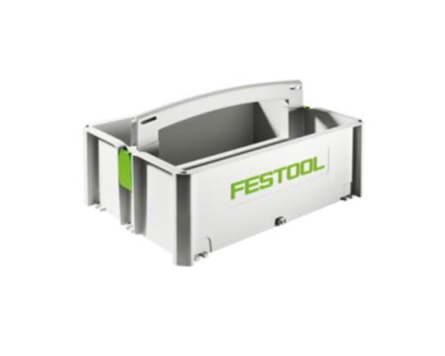 SYSTAINER box pro volně uložené nářadí FESTOOL Toolbox SYS-TB-1