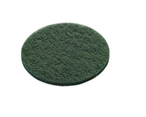 Brusný výsek rouno vlies STF 150mm, zelený, hrubý, (10ks)