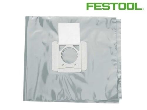 odpadkový vak, FESTOOL, ENS-CT48 AC/5 (5ks)