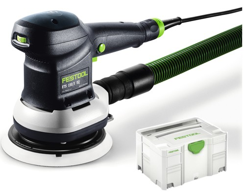 Excentrická bruska Festool ETS 150/5 EQ-Plus