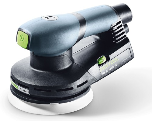 Excentrická bruska Festool ETS EC 125/3 EQ-Plus, systainer