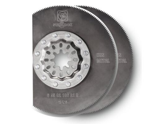 Pilový kotouč na kov segmentový HSS Starlock, D 85mm, tl. 1,0mm (2ks)