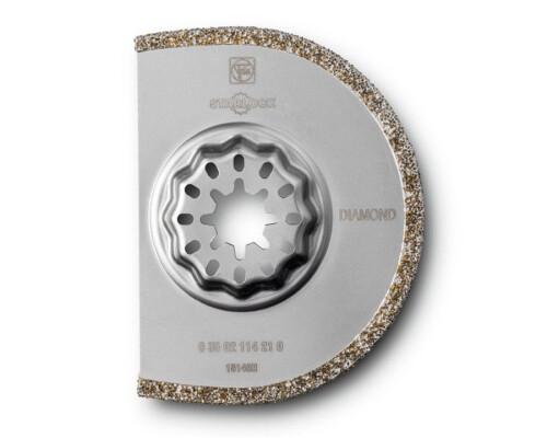 Diamantový segmentový kotouč StarLock 75mm, (1ks)
