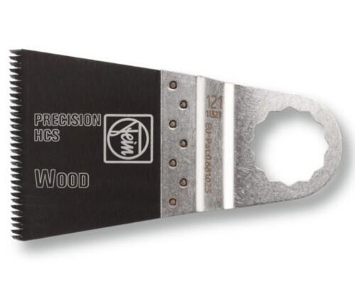 pilový list, dřevo E-CUT Precision, SuperCut, 50x45mm, tvar 121 (1ks)