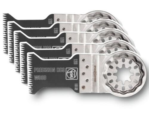 Pilový list s japonským ozubením SL E-Cut Precision 50x35mm (5ks)