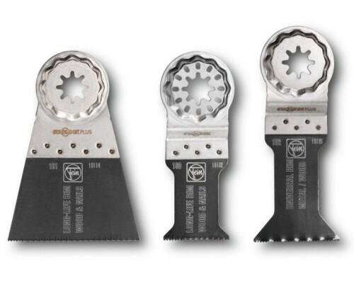 sada pro řezání E-CUT, MultiMaster, combo-set, 3ks