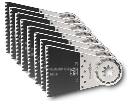 Pilový list s japonským ozubením SLP E-Cut Precision 50x65mm (10ks)