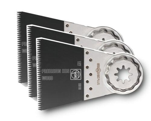 Pilový list s japonským ozubením SLP E-Cut Precision 50x65mm (3ks)