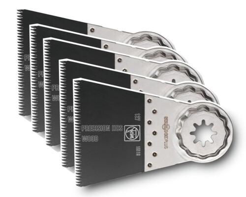 Pilový list s japonským ozubením SLP E-Cut Precision 50x65mm (5ks)