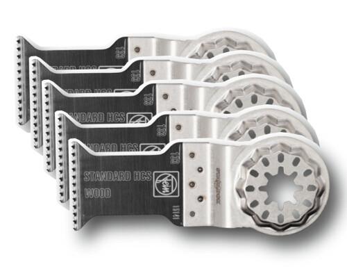 Pilový list na dřevo a plasty SL E-Cut Standard 50x35mm (5ks)