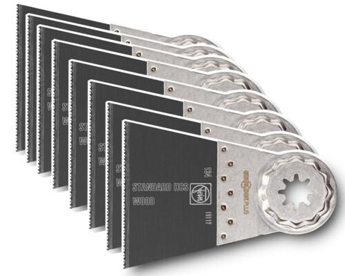 Pilový list na dřevo a plasty SLP E-Cut Standard 50x65mm (50ks)