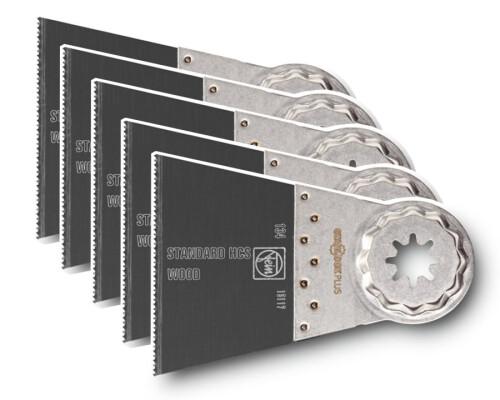 Pilový list na dřevo a plasty SLP E-Cut Standard 50x65mm (5ks)