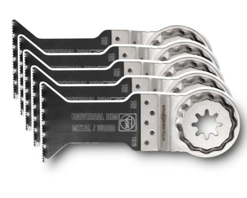 Pilový list Bi-Metal na dřevo a kov SLP E-CUT Universal, 60x44mm, 5ks
