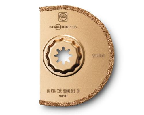 Pilový list ze slinutého karbidu StarLock-Plus, D 90mm, tl. 2,2mm