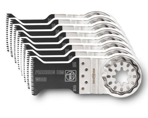 Pilový list Bi-Metal na dřevo SL E-Cut Precision 50x35mm, 10ks