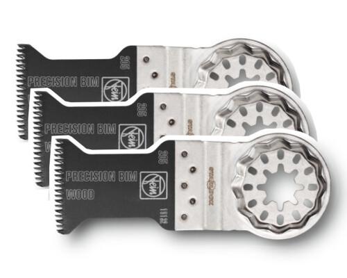 Pilový list Bi-Metal na dřevo SL E-Cut Precision 50x35mm, 3ks