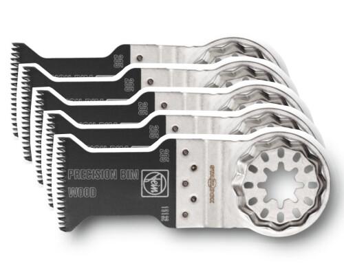 Pilový list Bi-Metal na dřevo SL E-Cut Precision 50x35mm, 5ks